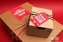 Navidad / Christmas / Detalles y regalos para navidad