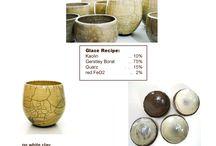 Ceramica, tecnicas y esmaltes