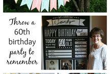 Birthday Party Ideas / by Natalie McNamara