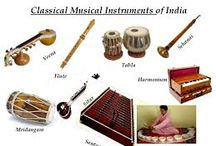 instruments de musique traditionnelle