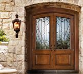 DOORS - EXTERIOR DOORS / Exterior Doors available at Northwest Building Supply. Whether you're doing a small remodel job or building a home from the ground up, our doors and trim department can work hand in hand with you to fill your needs. Our door department works with many vendors from across the globe to bring you past and current trends in door designs. If you can't find it, our custom door shop can build it for you from the type of wood you select.