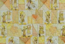 Mid 20th Century quilts