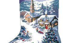 Korssting jul