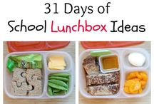 Recipes - Lunch (packed lunch)