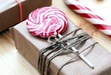 Kraft Paper Gift Wrapping Ideas / by Rose Clearfield