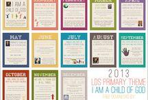 LDS Primary / by Jennifer Ausmus
