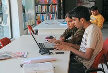 students getting Distance BCOM education at Academicedge