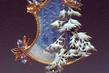 Rene Lalique, beauti, too much.