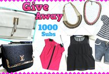 Giveaway -