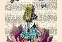 Alice and wonderland <3