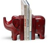 Bookends - Home Decor / www.oxfamshop.org.au Oxfam Shop is a passionate supporter of fair trade. #oxfam #oxfamshop #fairtrade #volunteer #shopping