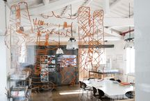 Office of an architect