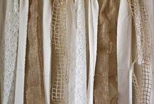 Door curtains idea