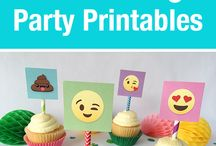 Aiden's Emoji Party