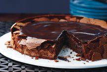 Dairy free flourless chocolate cake