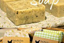 Sapone artigianale-Handmade soap