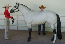 Horse Model / ....