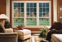 Beautiful Windows / We supply a large range of windows, doors, hinges, replacement handles and much much more.