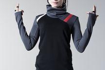 scifi clothes