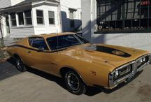 1971-72 Charger Super Bee