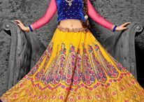 Select your style / Lovely and desirable. We make your wish come true. Designer Lehengas @ best price.