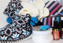 DIY Gift Baskets / Gift baskets you can create yourself that are perfect for gift-giving