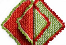 haken naaien breien / patronen voor werken met stof en draad