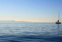 Follonica / Il mare è senza strade, il mare è senza spiegazioni.