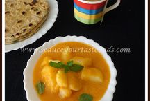 Side Dishes for Roti
