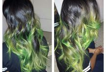 Păr verde