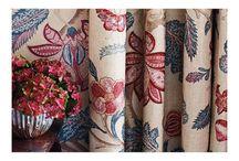 Zoffany fabrics and wallpapers / Beautiful fabrics and wallpapers from Zoffany. Available from vanillainteriors.co.uk