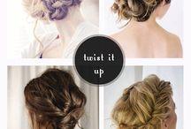 Fashion, hair, all things girls like