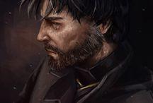 Corvo Attano - Dishonored