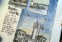 Croquis & sketchbook