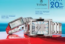 Indulge in the Titan Sale / by Titan Watches