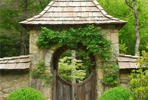 OUTDOOR PROJECTS & IDEAS / by Linda Lang
