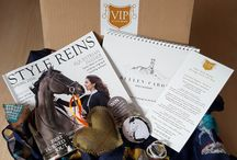 Style Reins VIP / Style Reins VIP is a unique and exclusive equestrian #subscriptionbox for lovers of #equestrian #style  Find out more: www.stylereins.com/vip/