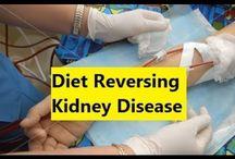 Kidney Disease Diet Cure / Reverse Kidney Disease with Diet