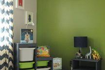 Home: boy room