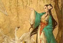 Korean tradition-inspired