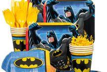Batman v Superman Party Ideas / Dawn of Justice