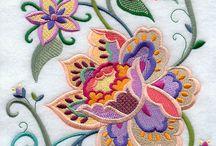 Diseños de bordados
