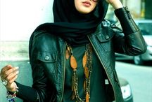 Hijab Style Inspiration / Hijab style inspiration ware selected that i like