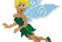 perler beads / Pearl beads hama beads