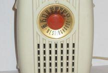 Radio Radio Radio / Many wonderful tube radios in our collection!