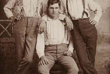 Vintage Men / Interest Vintage B&W Images of Men / by Christopher Hayes