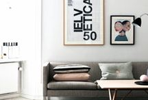 Living Rooms / From sleek, to cozy - here are some pieces of living room furniture we love!
