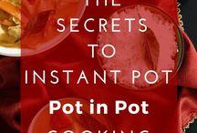 Instant Pot Ideas!