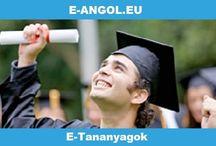 E-Tananyagok / Az E-Tananyagok olyan elektronikus könyvek (PDF formátumú e-könyvek), melyekkel otthon, egyénileg is tudod az angol nyelvtudásodat gyakorolni és fejleszteni, illetve tudsz készülni a különböző típusú nyelvvizsgákra.