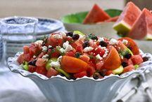 Recipes ~ Salads & Soups / by Celeste Kenney